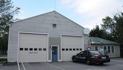 TROY - EMS STATION (POLICE STATION)