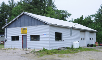 LIFESTAR EMS / OSSIPEE VALLEY EMS - OLD STATION 3, TAMWORTH