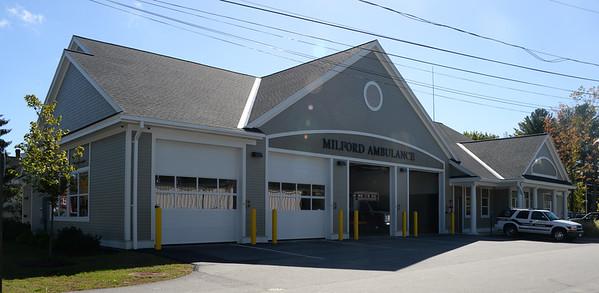 MILFORD - EMS STATION