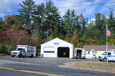 LIFESTAR EMS / OSSIPEE VALLEY EMS - STATION 1, WEST OSSIPEE